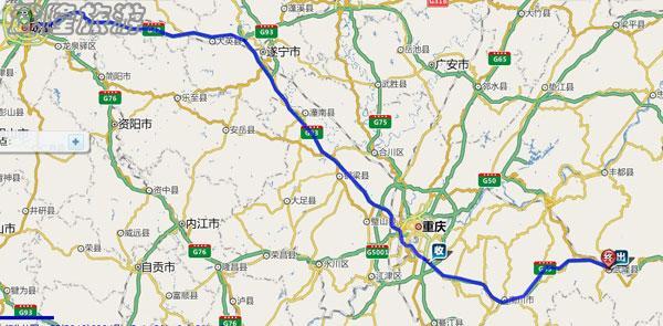 清明节成都出发至重庆武隆自驾游攻略; 自驾游攻略,供各位旅游爱好者