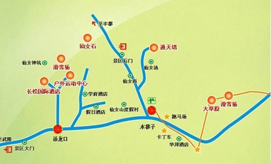 重庆到仙女山自驾路线 新闻 武隆旅游网