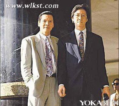 向华强、向华胜兄弟-香港电影圈黑帮往事 刘嘉玲被拍裸照指使人毙命图片