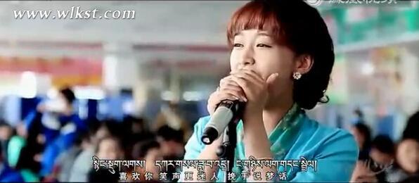 一段藏语翻唱《喜欢你》的视频走红网络