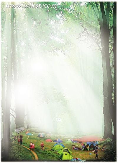 梦幻谷,心灵的家园